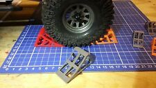 1:10 Scale Wheel Chocks For RC Crawler Garage Accessories axial scx10 rc4wd tf2