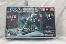 ATH28074 Vintage Imai 1/100 Macross Armored Factory Plastic Model New Complete