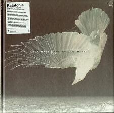 "KATATONIA THE FALL OF HEARTS CD+DVD+2 VINILI 10""+LIBRO NUOVO SIGILLATO !!"