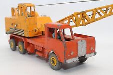 Dinky Supertoys No 972 - 20-ton Lorry Mounted Coles Crane - Meccano - England