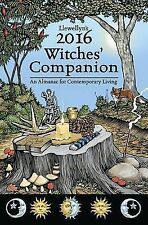 Llewellyn's 2016 Witches' Companion: An Almanac for Contemporary Living (Llewell