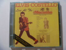 ELVIS COSTELLO NO BARCODE RARE 1993 DEMON LABEL CD