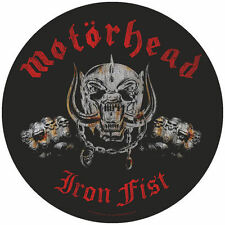 Parche imprimido, Iron on patch,/Textil sticker, Pegatina/- Motörhead, Motorhead