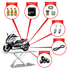 SERVICE/MAINTENANCE KIT [ENGINE+TRANSMISSION] - YAMAHA XP T-MAX 500 (01-03)