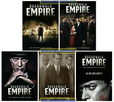 Boardwalk Empire Brand New Complete Series Seasons 1 2 3 4 & 5 DVD Set In Stock