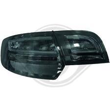 Coppia fari fanali posteriori LED TUNING AUDI A3 S3 8P 8PA Sportback 04-08 Fume'