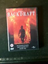 Backdraft (DVD, 2006). EXCELLENT CONDITION