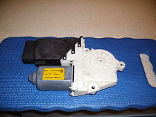 vw mk4 golf and gti  03 right front window motor,relay.