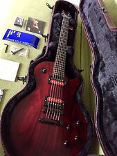 Gibson les paul voodoo JuJu LTD Run