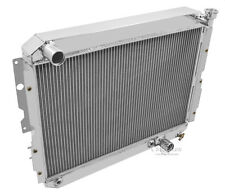 1981-1990 Toyota Landcruiser Alum 3 Row Core CA Radiator