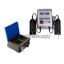 espatula electrica cera para protesis dental + Calentador / fundidor de cera B2