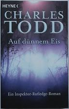 Charles Todd - Auf dünnem Eis / Inspektor-Rutledge