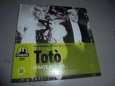 DVD TOTO´ RISATE DI GIOIA 62  N° 24 IL SOLE 24 ORE CINEMA DVD