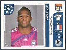 PANINI UEFA CHAMPIONS LEAGUE 2011-12- #240-LYON-JIMMY BRIAND