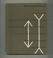 1965 György Kepes EDUCATION OF VISION Paul RAND Johannes ITTEN New BAUHAUS Burti