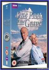 ONE FOOT IN THE GRAVE 1 - 6 PLUS CHRISTMAS SPECIALS **** BRAND NEW DVD BOXSET**