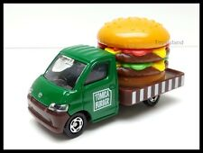 TOMICA TOYOTA TOWN ACE HAMBURGER CAR 1/64 TOMY 54 green