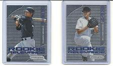 2012 PRIZM. WEI-YIN CHEN. ROOKIE RELEVANCE CARD #RR7. ON RIGHT. NOW MIAMI MARLIN