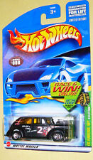 2002 Hot Wheels Treasure Hunt Fat Fendered '40  #8  flat black
