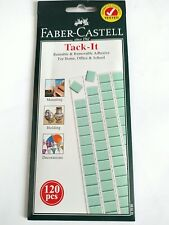 FABER-CASTELL TACK-IT REUSABLE AND REMOVABLE ADHESIVE  120PCS