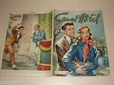 GRAND HOTEL=6 DICEMBRE 1958 N.650=SPARTACO D'ITRI=HAYA HARAREET=ROSSANO BRAZZI=