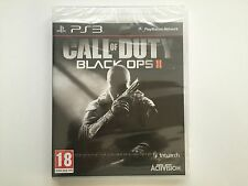 Call of duty: black ops ii pour sony playstation 3 (new & sealed)