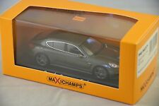 Minichamps 940062371 - PORSCHE PANAMERA TURBO S - 2013 GREY METALLIC 1/43
