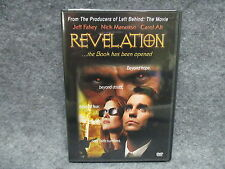 Revelation DVD Video 2004 Sony Pictures Rated PG-13 Excellent Condition