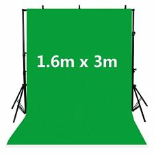 Sale!1.6x3M BPS Photo Studio Chromakey Green Screen Lighting Backdrop Background