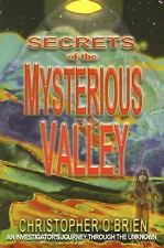 New, Secrets of the Mysterious Valley, O'Brien, Christopher, Book