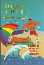 2 LGBT Mysteries by David Stukas - Accidental Sleuths Michael, Robert, & Monette