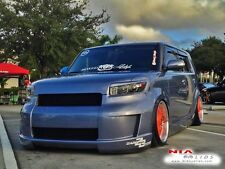 Scion xB NIA eyelids eyelines eyebrow for headlights. jdm painted  HIDs