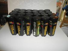 WILSON REGULAR DUTY US OPEN TENNIS BALLS WRT1073.... 1 CASE.. 24 CANS / 72 BALLS