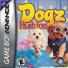 Dogz Fashion (Nintendo Game Boy Advance, 2006) GBA NEW