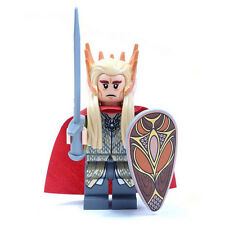LEGO 79012 The Hobbit Mirkwood Elf Army Thranduil Minifigure w/ Sword & Shield