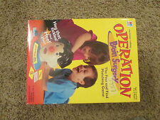 Complete Operation Brain Surgery Game Electronic Talking Head Sorting 2001