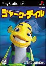Used PS2 Shark Tale   Japan Import (Free Shipping)