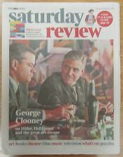 George Clooney – The Monuments Men – Times Saturday Review – 18 January 2014