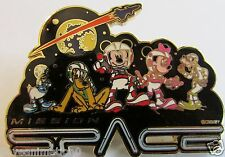 Disney Mission Space FAB 5 Mickey Mouse Pin **