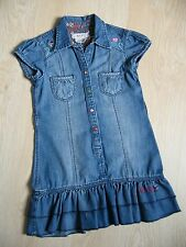 H&M Kleid  Jeanskleid Gr. 116 DRESS   Jeans