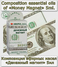 The composition of essential oils Money Magnet, 5ml BEST GIFT!!!