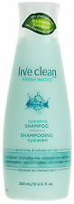 Live Clean - Fresh Water - Hydrating Shampoo Replenishes & Infuses Dry Hair