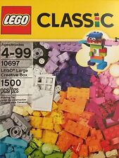 LEGO Color Large XXL Classic Creative Box 10697 - 1500 pieces New In Box