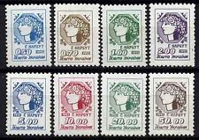 2079U  UKRAINE 1992 Ukrainian Girl Definitives **MNH