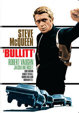 Bullitt w/ Steve Mcqueen Bullet on DVD Brand New & Sealed