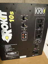KRK ROCKIT 10S 200-225W AUDIO SUB WOOFER PLATE AMPLIFIER 115V/230V