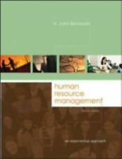 Human Resource Management: An Experiential Approach Bernardin,H. John Paperback