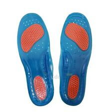 Orthotic Arch Support Shoe Pad Sport Running Gel Insoles Insert Cushion L Size