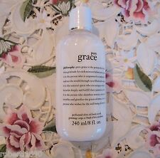 PHILOSOPHY~PURE GRACE~Perfumed OLIVE OIL BODY SCRUB~ 8 oz. *NEW*