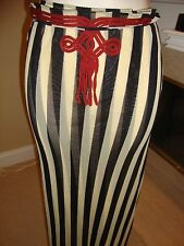 GORGEOUS NEW JEAN PAUL GAULTIER WRAP MESH SKIRT (NWOT)
